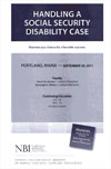 Seminar on Social Security Disability